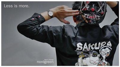 北歐丹麥設計手錶nordgreen-19