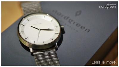 北歐丹麥設計手錶nordgreen-1