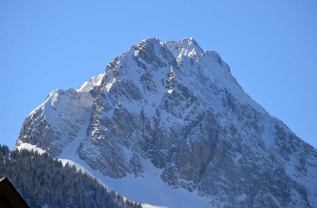 Mittenwald - Wettersteinspitze
