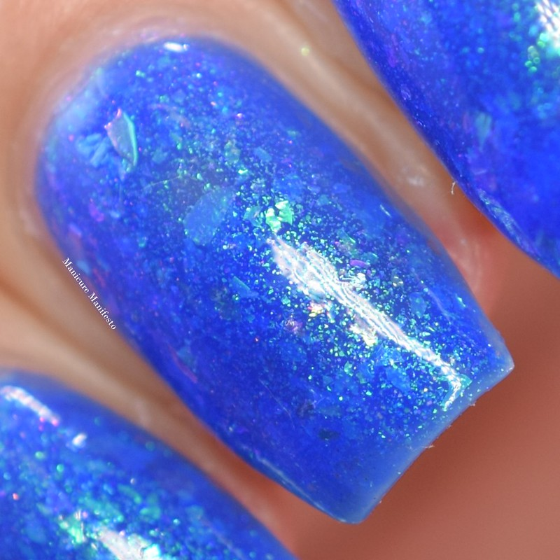 Great Lakes Lacquer The Boy In The Iceberg swatch