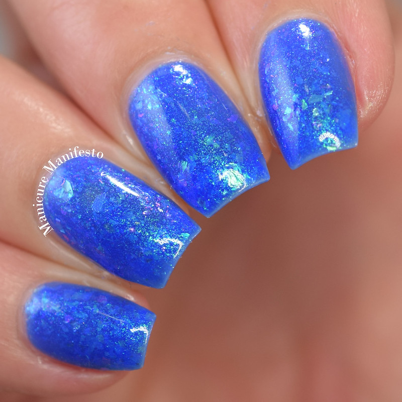 Great Lakes Lacquer The Boy In The Iceberg review