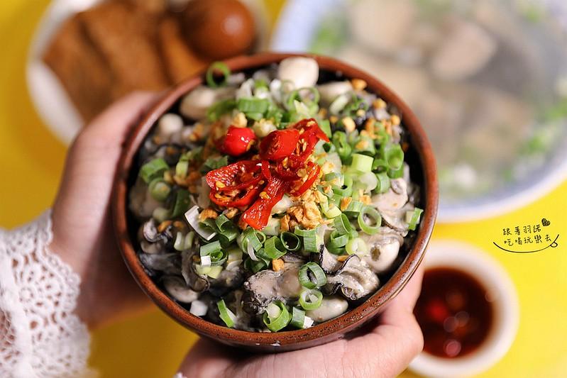 阿義魯肉飯蚵仔魯肉蓋飯萬華艋舺小吃33