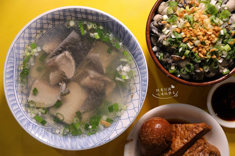 阿義魯肉飯蚵仔魯肉蓋飯萬華艋舺小吃25