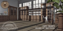 State Cabinet Set - Out now @ FaMESHed