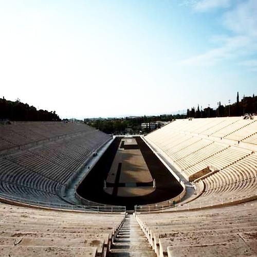 Atene - stadio panatenaico