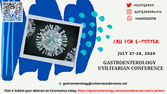 Coronavirus Asbtract Submission for Gastroenterology Utilitarian Conference