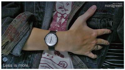 北歐丹麥設計手錶nordgreen-22