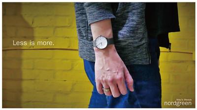 北歐丹麥設計手錶nordgreen-15