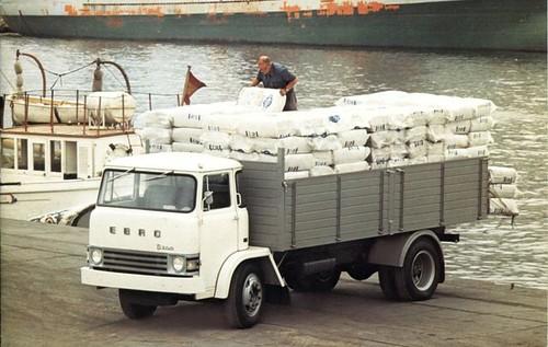 camió Ebro D700