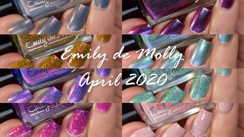 Emily De Molly April 2020 Release