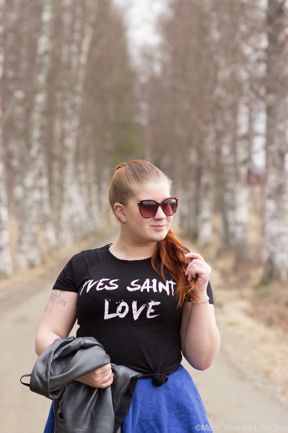 Bloggaaja-Pohjois-Karjala-tyyli