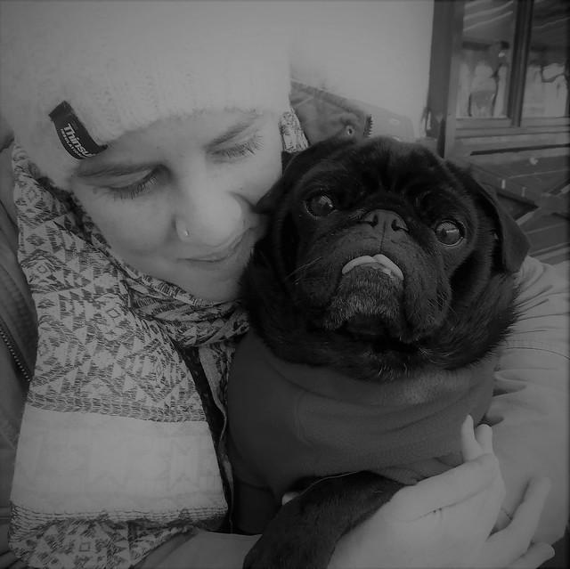 Me & my friend Rudi