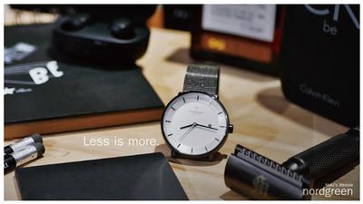 北歐丹麥設計手錶nordgreen-12