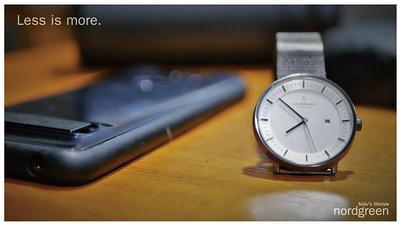 北歐丹麥設計手錶nordgreen-10