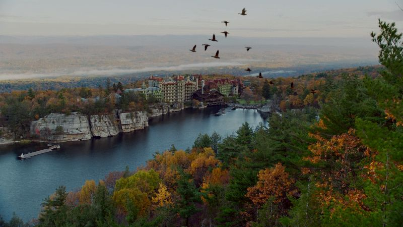 Upload Mohonk
