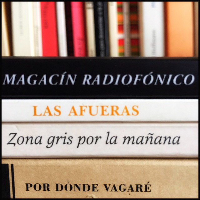 Magacín radiofónico en estado de alarma 2.5.20 #yomequedoencasa #frenarlacurva #haikusdestanteria #quedateencasa
