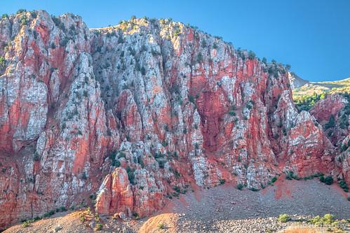 rock traveldestinations landscape asia travel armenia dawn caucasus outdoors colorimage horizontal tourism cliff sunrise areni vayotsdzorprovince
