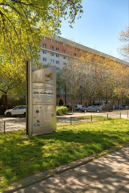 Denkmal für Otto Lilienthal