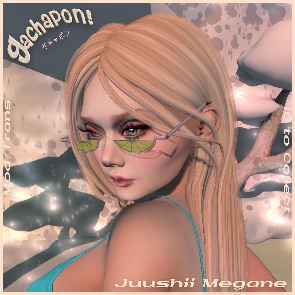 Juushii Megane by Gachapon!