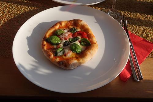 Kleine Pizza Napoletana