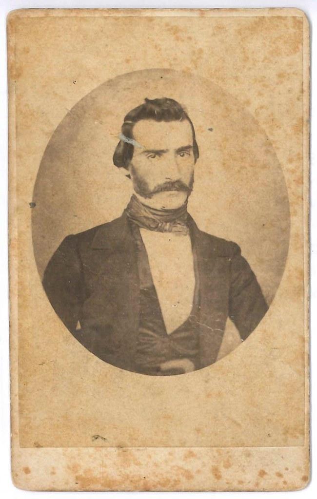 2020-05-02 GOBIERNO: Constitución del 1853 - Daguerrotipo de Juan Francisco Seguí