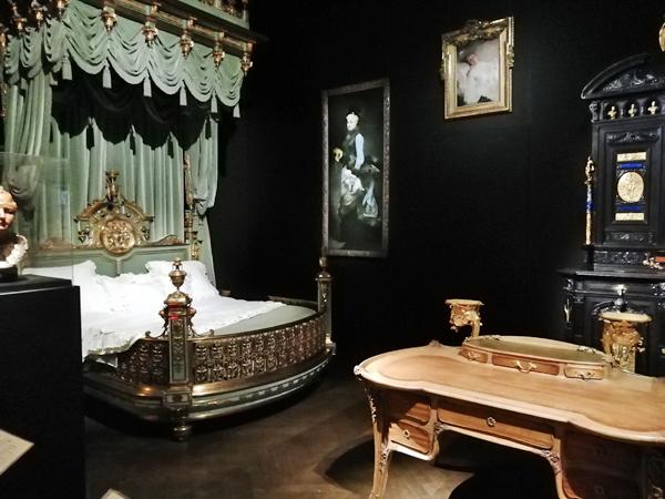 chambre de courtisane
