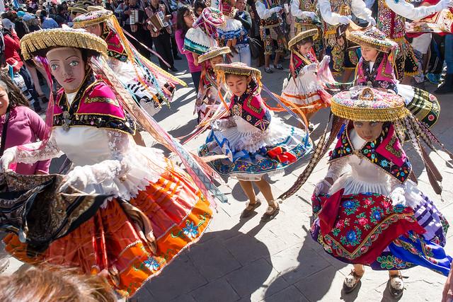Danses célestes .. album Pérou