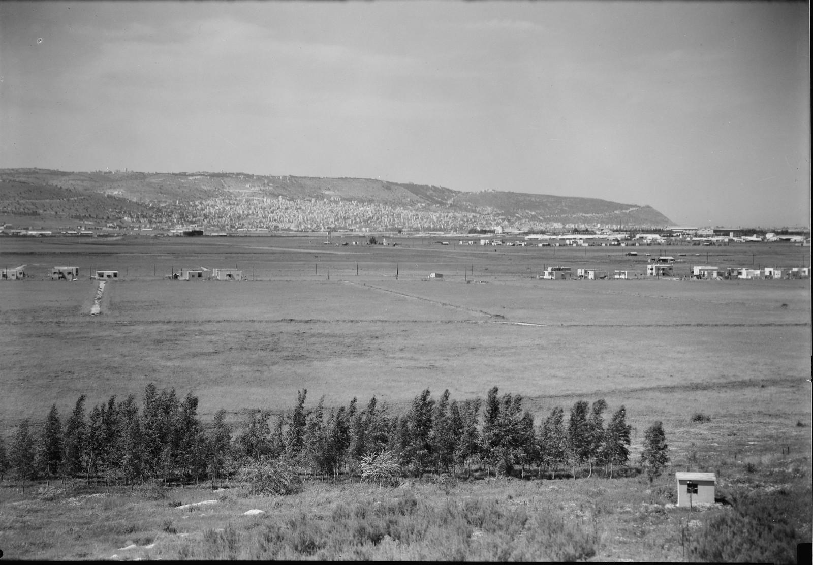 Хайфа и гора Кармель