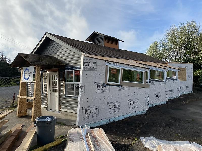 Building During Remodel