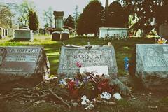 Basquiat's Grave