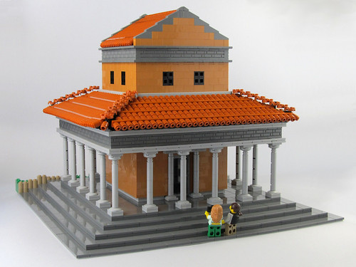 Nehalennia temple in Colijnsplaat | by tybort