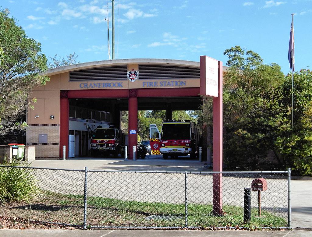 Fire Station, Cranebrook, Sydney, NSW.