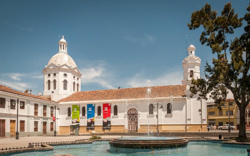 Cuenca; Iglesia de San Sebastian.