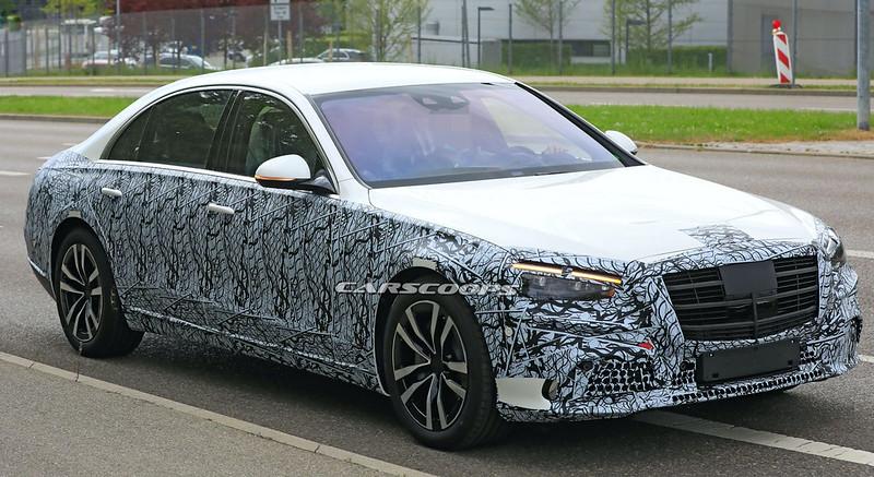 2021-Mercedes-Benz-S-Class-spy-shots-4