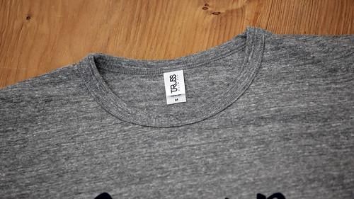 Swamp Basic Logo T-Shirts / Gray