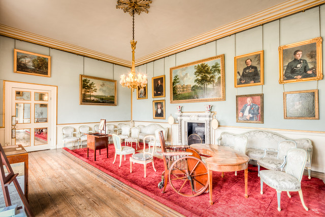 Burton Constable Hall Chippendale Room