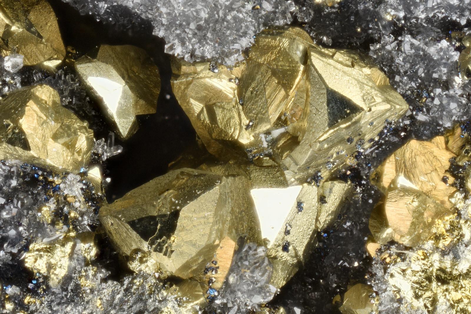 黄銅鉱 / Chalcopyrite