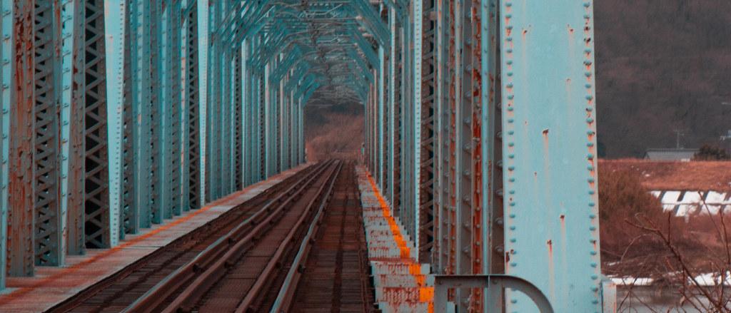 Abukumagawa Brdg of Johban Line
