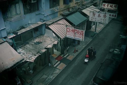 Hong Lok Street