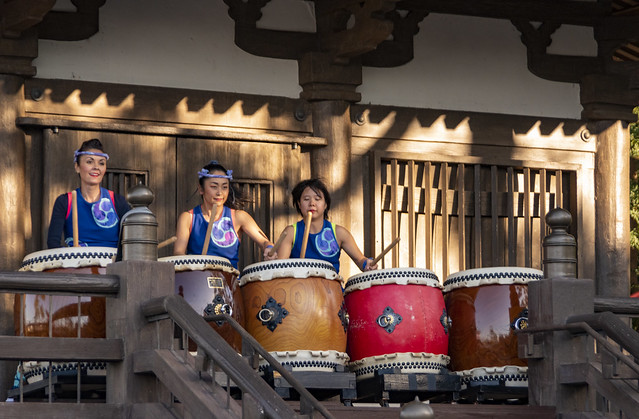Matsuriza Drum Troupe
