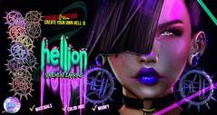 SEKA's HELLion @Anthem