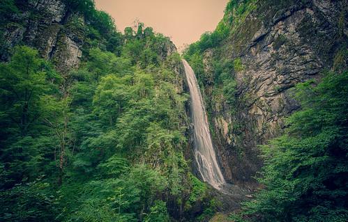 greece waterfall tallest dslr nature wild places balkans