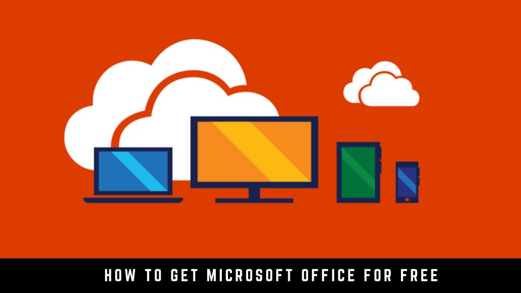 How to get Microsoft Office for free