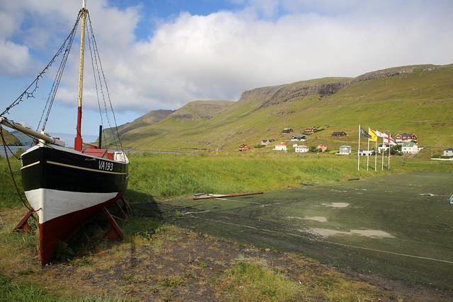 Sørvágur, Faroe Islands