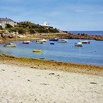 Old Town, St. Mary's, Isles of Scilly, 18th July 1998