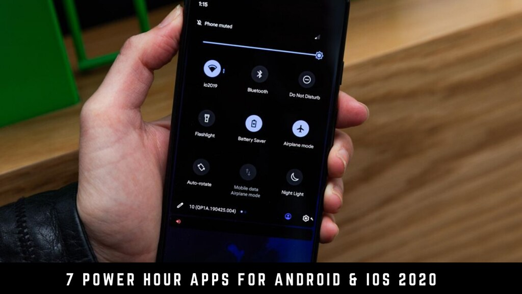 7 Power Hour Apps For Android & iOS 2020