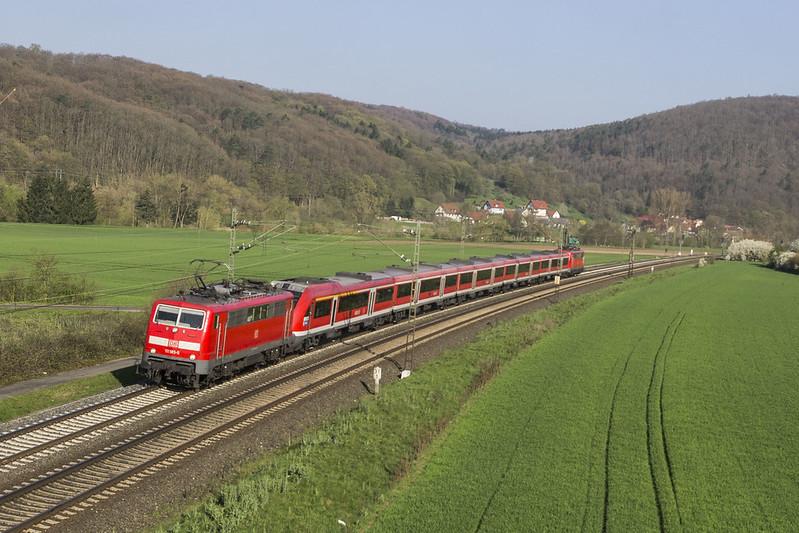 D DB 111 185-5 Harrbach 11-04-2016