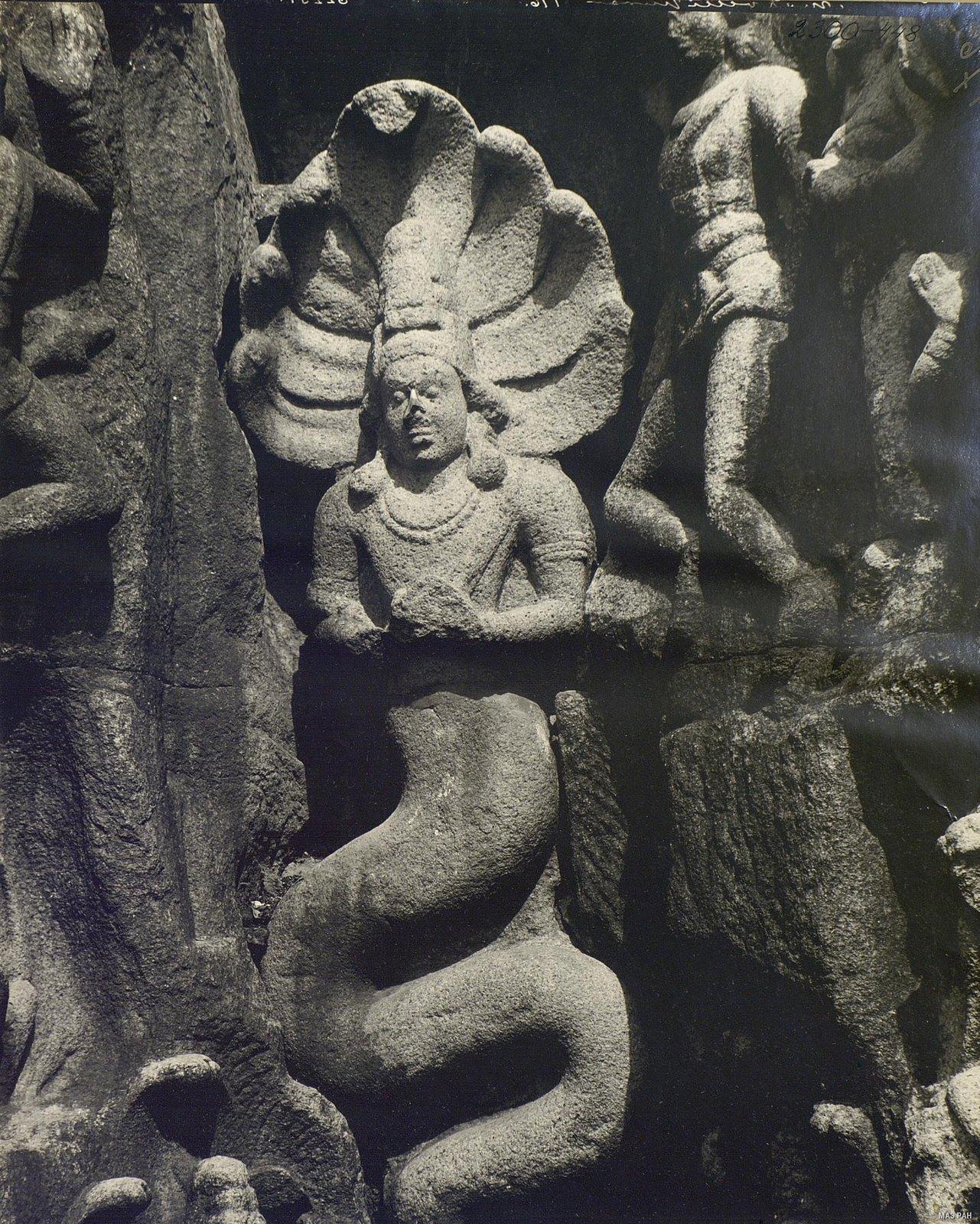 Мамаллапур (деталь рельефа) (11)