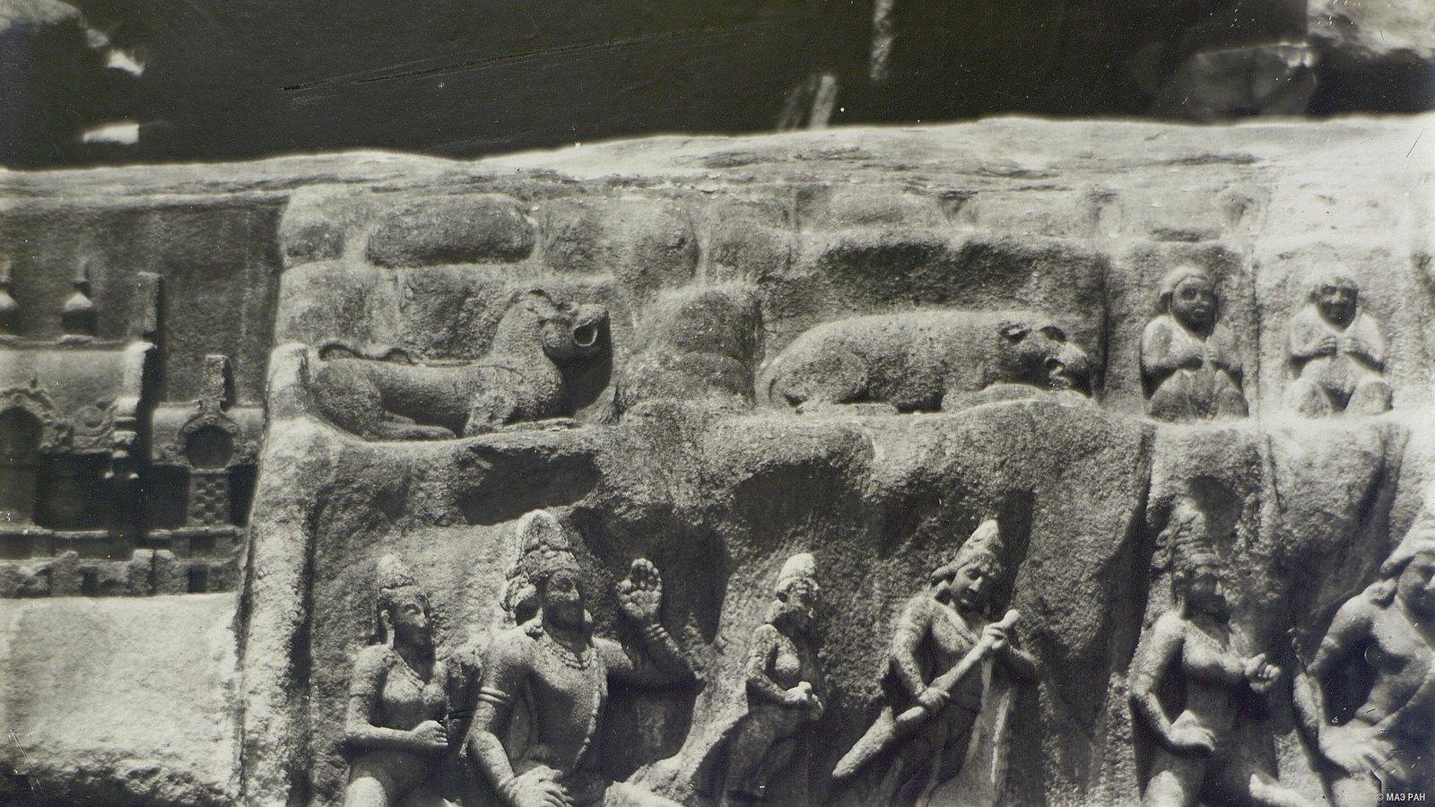 Мамаллапур (деталь рельефа) (10)