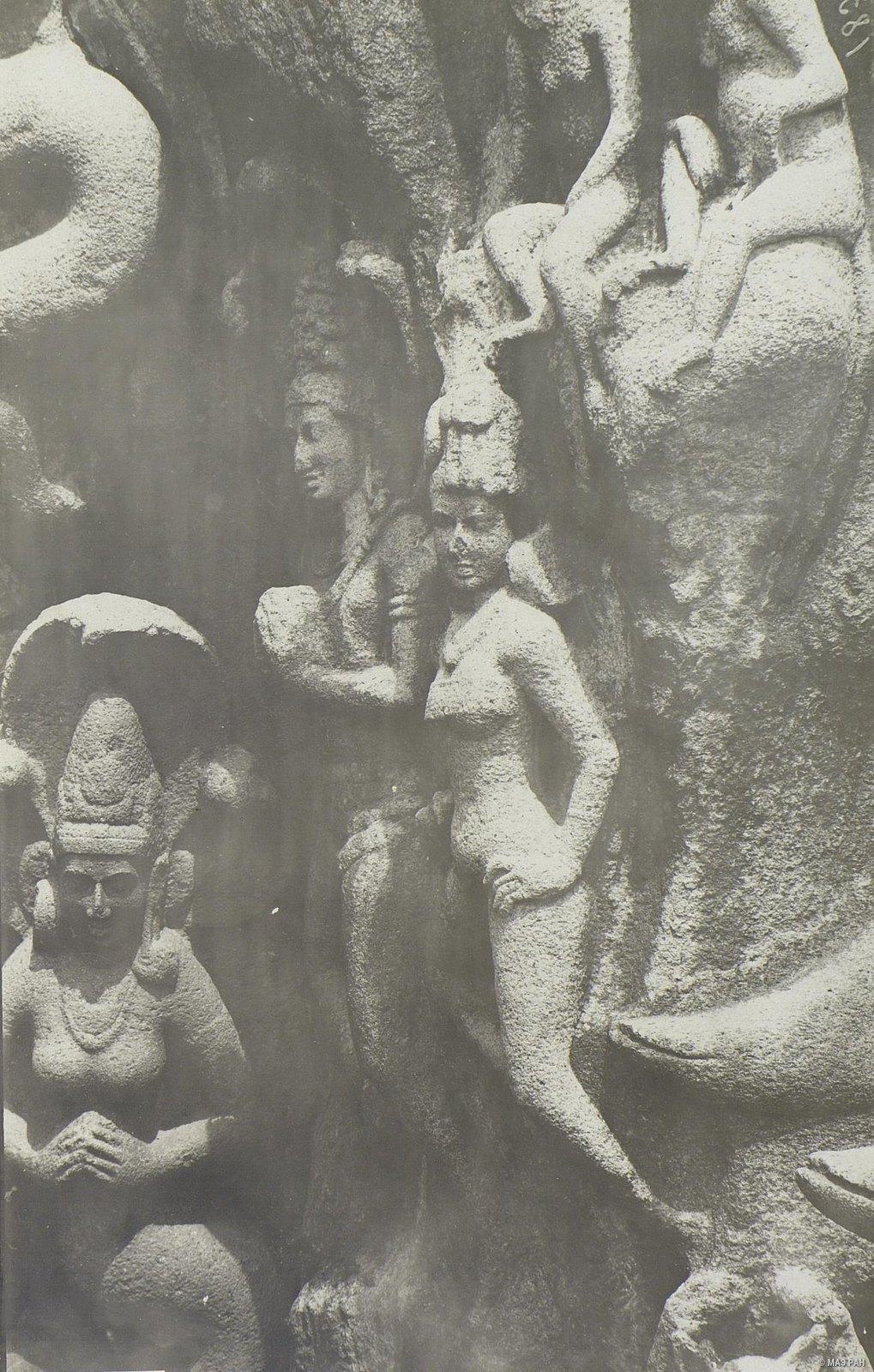Мамаллапур (деталь рельефа) (7)